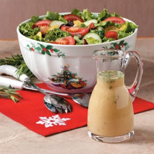 Olive Oil Vinaigrette